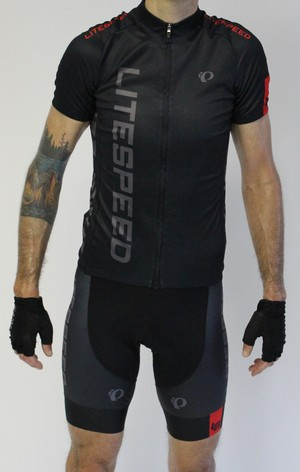 2016 Litespeed Branded Men's Cycling Jersey picture