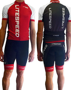 Litespeed Cycling Jersey by Capo picture