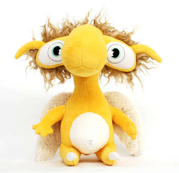 Rue The Monster of Insecurity Plush picture