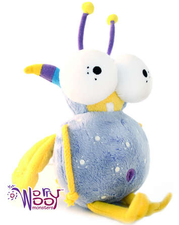 The WorryBug Plush picture