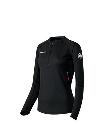 MTR 201 Longsleeve Zip Women Black S picture