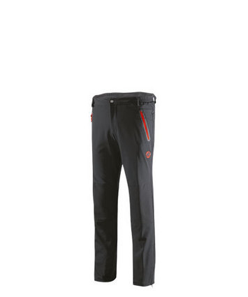 Glacier Pants Men Black-Smoke 28 picture