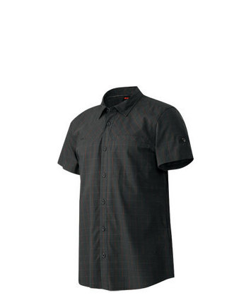 Buckwell Shirt Men Graphite-Inferno S picture