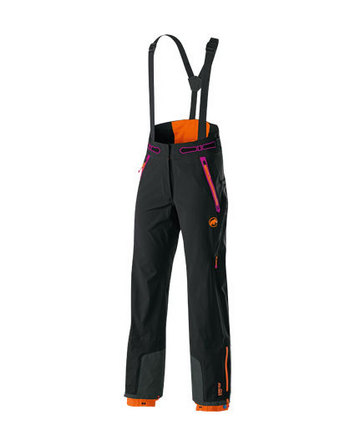 Mittellegi Pro Pants Women Black 2 picture