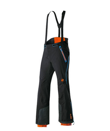 Nordwand Pro Pants Men Black 28 picture