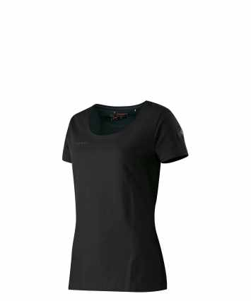 Mammut Logo T-Shirt Women Black S picture