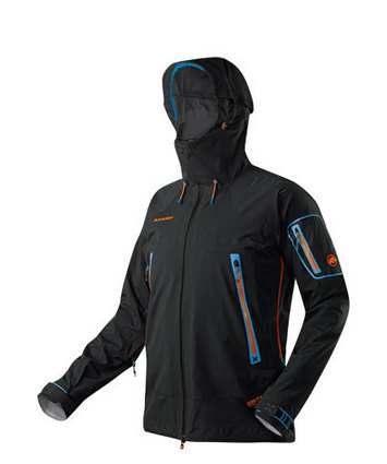 Nordwand Jacket Men Black S picture