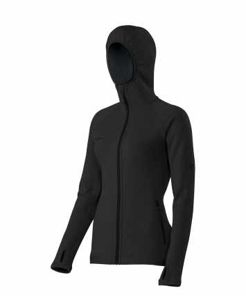 Aconcagua Hoody Women Black S picture