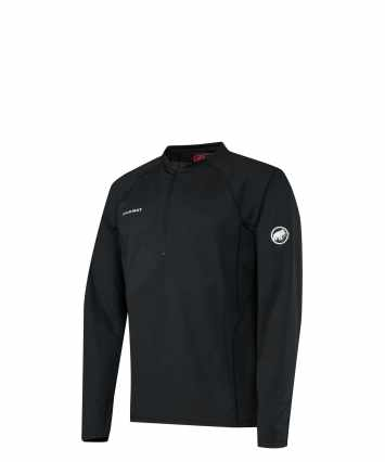 MTR 201 Longsleeve Zip Men Black S picture