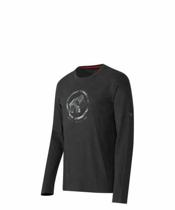 Cruise Longsleeve Men Black S picture
