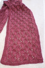 Terra Openwork Scarf Pattern picture