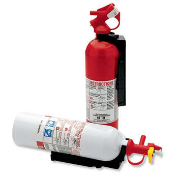 Fire Extinguisher - Red picture