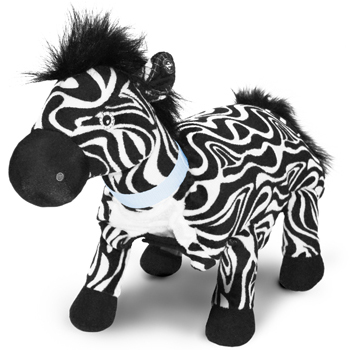 Zulu the Zebra™ picture