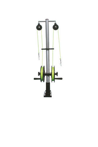 Planer Board Mast, Double reel 6 ft. system picture