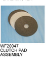 CPA CLUTCH PAD ASSEMBLY