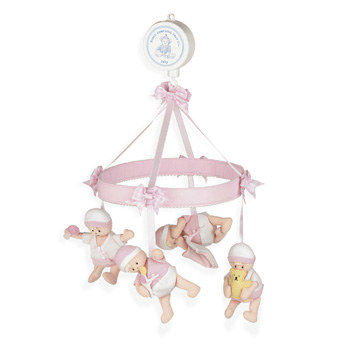 Sleepyhead™ Baby Mobile Pink picture