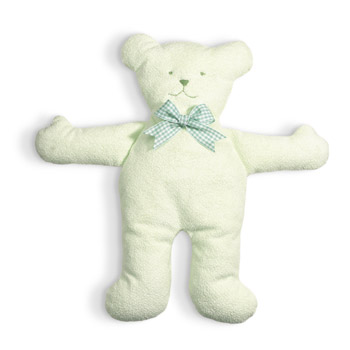 Pastel Pancake&#8482; Bear Green picture