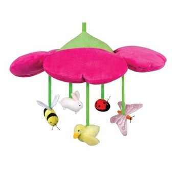 Budding Minds Tuck Inside Activity Toy picture