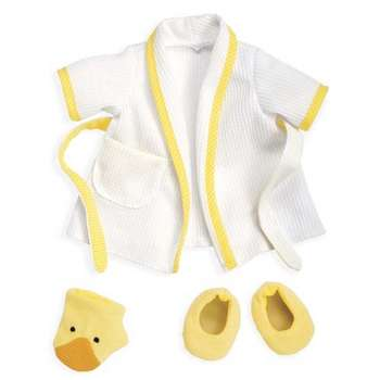 Rosy Cheeks Baby Bathrobe Set picture