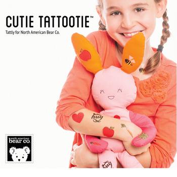Cutie Tattootie - Bunny picture