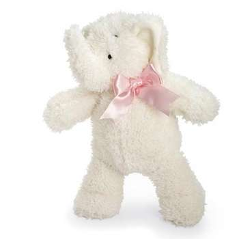 "Smushy Elephany 12"" Pink Ribbon picture"