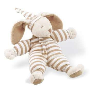 Sleepyhead&#8482; Bunny Rattle Natural picture