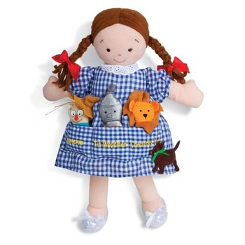 Dolly Pockets Wonderful Wizard of Oz picture