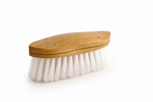 Legends Trad. 8 1/4 Soft Curved Back Body Brush picture