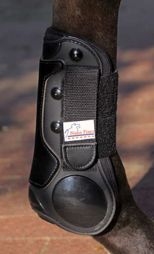 Thermoplastic Open Front Tendon Boots picture