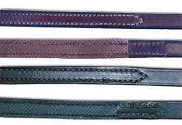 Nunn Finer Rubber Lined Reins picture