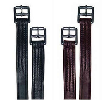 "Nunn Finer Nylon Center 1"" Stirrup Leathers picture"