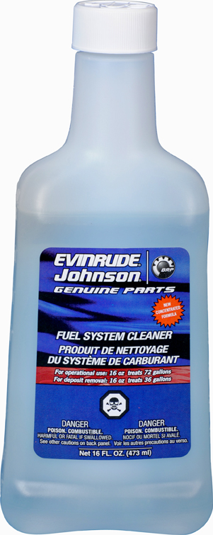 Evinrude Fuel Systems Cleaner - Cleaner