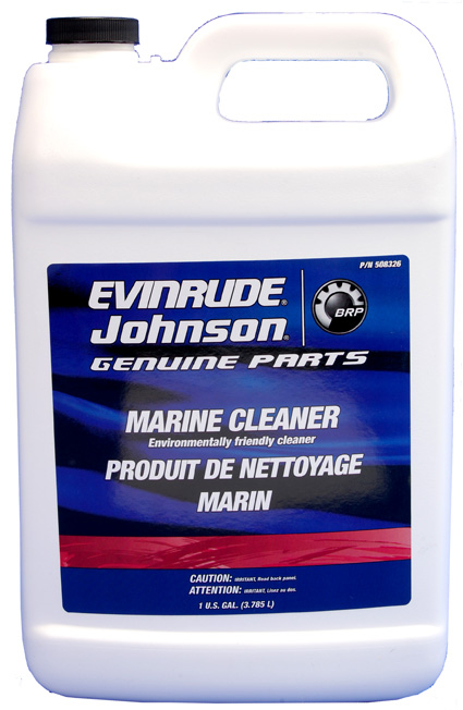 Evinrude All Purpose Marine Cleaner Gallon Cleaner