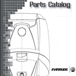 evinrude 2007 parts catalog 200-250 e-tec