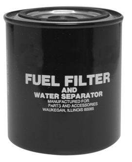 plastic fuel filters evinrude replacement fuel filter-25 micron, 1