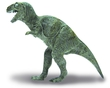Neat-Oh!® ZipBin® Dinosaur Bring Along Backpack (Dark Green) additional picture 3