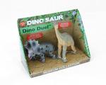 Dino Duel™ Triceratops & Brachiosaurus
