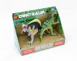 Dino Duel™ Spinosaurus & Velociraptor