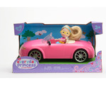 Everyday Princess® Convertible Car W/ Bianca Doll Set