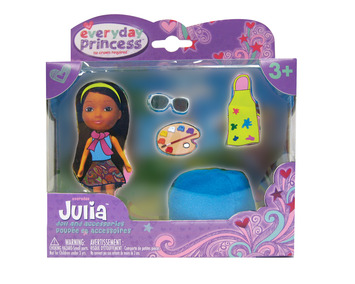 Neat-Oh!® Everyday Princess™ Julia Doll & Accessories picture