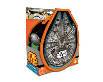 Neat-Oh!® Star Wars™ Vehicles Millennium Falcon™ ZipBin® Race Case picture