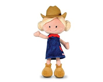 Nici® Wonderland Miniclara the Cowgirl picture
