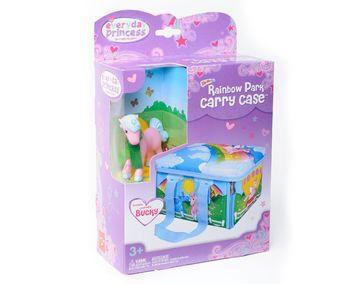 Neat-Oh!® ZipBin® Everyday Princess™ 40 Pony Rainbow Park w/ 1 pony picture