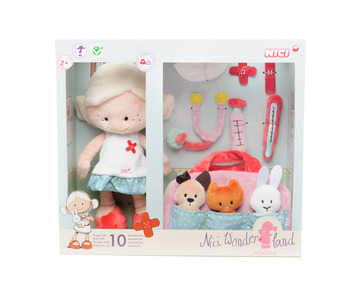 Nici® Wonderland - Veterinarian Gift Set picture