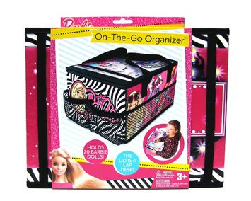 Neat-Oh!® Barbie™ On The Go Storage Organizer Desk picture