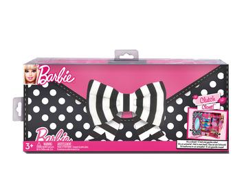 Barbie™ Fashionista Clutch & Closet (2017 New Design) picture