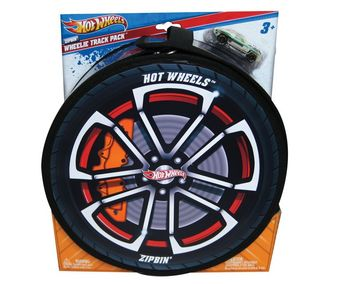 Neat-Oh!® Hot Wheels™ ZipBin® Wheelie w/Car picture