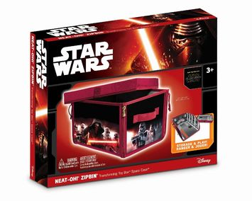 Neat-Oh!® Star Wars™ ZipBin® Space Case picture