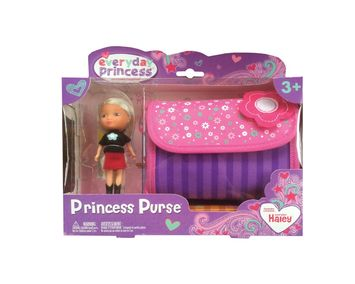 Neat-Oh!® Everyday Princess™ 4 Doll Princess Purse w/ 1 Doll picture
