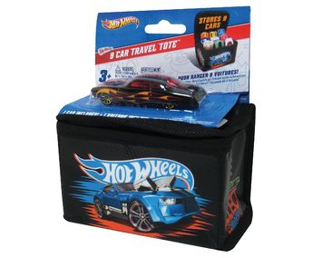 Neat-Oh!® Hot Wheels 9 Car Travel Tote w/car picture